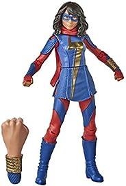Hasbro Marvel Gameverse - Ms. Marvel Figura de 15 cm Advanced Armor - E9867