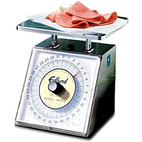 Edlund RMD 2 Deluxe Four Star Series S S Portion Scale