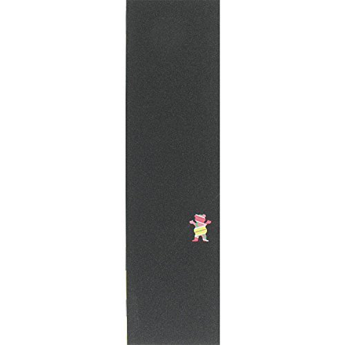 """Grizzly Valise Tape Chris Cole Bear Black / Pink Grip Tape - 9"""" x 33"""""""