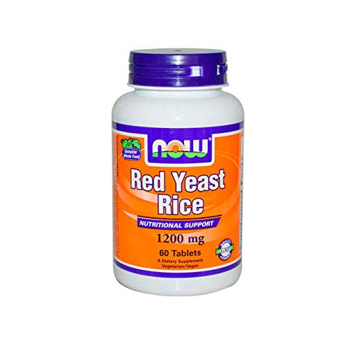 NOW Supplements Red Yeast
