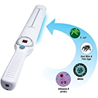 Emperor of Gadgets Exclusive Professional UV-C Sanitizer Wand Sanitizing Travel Wand