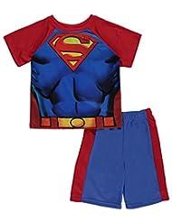 "Superman Little Boys' ""Super Muscles"" 2-Piece Outfit"