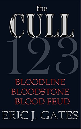 Book: the CULL - Blood Box by Eric J. Gates