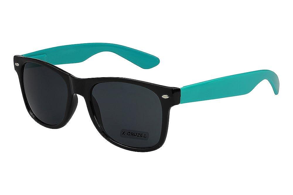 Damen Sonnenbrille Brille Schwarz UV 400 Modell 57 NEU !! Style Moderne Herren