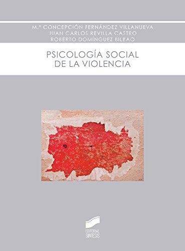 Descargar Libro Psicología Social De La Violencia Desconocido