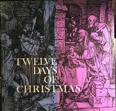 Twelve Days of Christmas Minneapolis Madrigal Singers (Popular Madrigals Christmas)