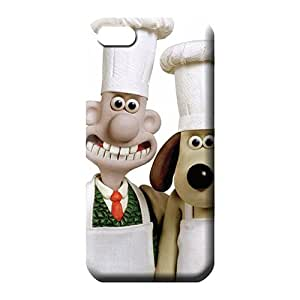 iphone 6plus 6p Shatterproof PC pictures cell phone carrying cases wallace and gromit cartoonss
