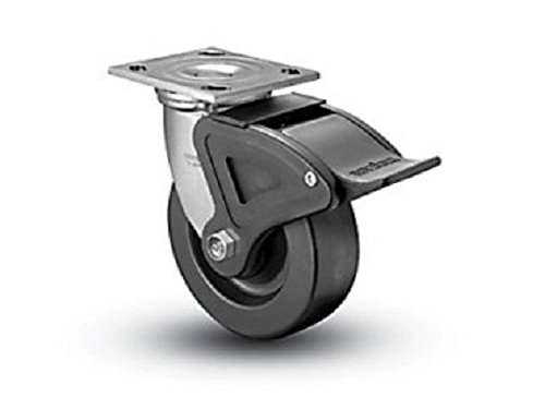 Colson Swivel Plate Caster Heavy Duty Phenolic 6