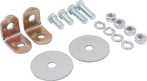 Allstar Performance ALL98121 Installation Kit for 3-point Seatbelts