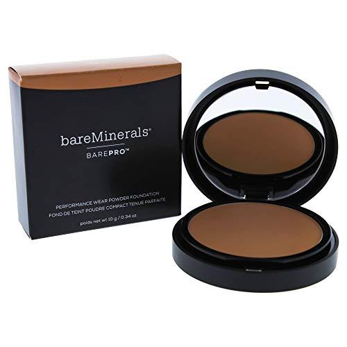 Bareminerals Barepro Performance Wear Powder Foundation - 17 Camel, 0.34 Oz ()