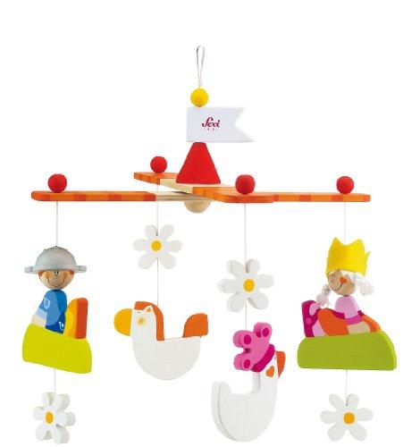 (Sevi B My Prince Cross Mobile Toy)