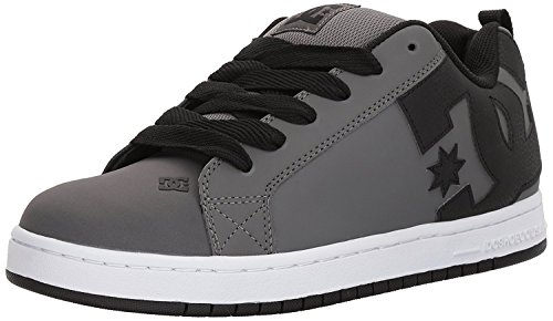 ik Skate Shoe, Grey/Black, 9 D US ()