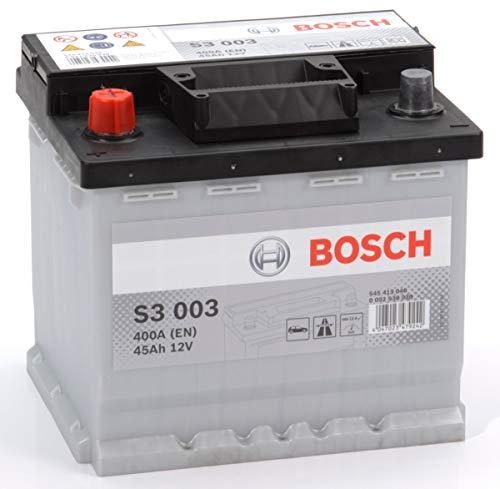 Bosch S3 003 Car Battery: