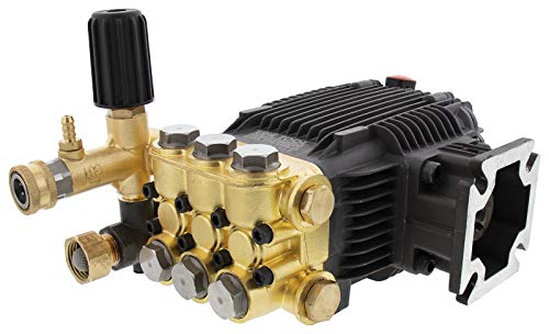 Triplex High Pressure Washer Pump 3000 psi 6.5 HP 3/4