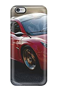 New Design Shatterproof TQZiPnj4548tuLey Case For Iphone 6 Plus (pagani Huayra)(3D PC Soft Case)
