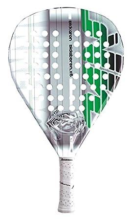 Akkeron Aldebaran - Pala de pádel, color verde, talla única: Amazon.es: Deportes y aire libre