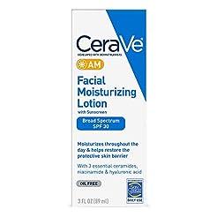 CeraVe Facial Moisturizing Lotion AM SPF...