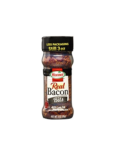 Recipes Bacon Bits (Hormel Real Bacon Bits, 3-Ounce Jars)