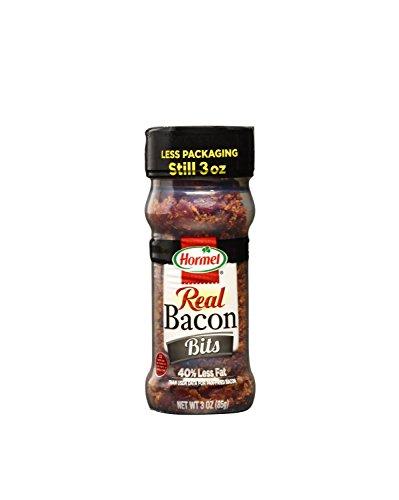 Bacon Bits Recipes (Hormel Real Bacon Bits, 3-Ounce Jars)