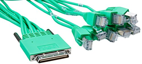 Cisco serial RS-232 cable - 10 ft (CAB-HD8-ASYNC=)