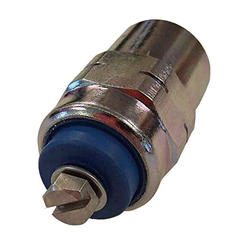 (Fuel Shut Off Solenoid for Case 580 Super E K L Series 2 Backhoe Loader 680 680)