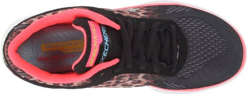 Women's Trainers Flex Appeal Skechers Serengeti Black YawtnOq7nx