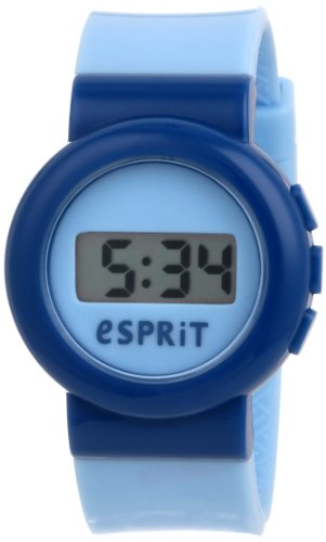 Esprit Kids' ES105264001 Digital Swap - Blue Watch Set