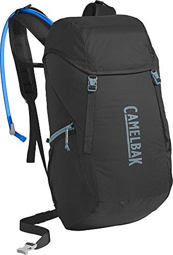 - CamelBak Arete 22 Crux Reservoir Hydration Pack, Black/Slate Grey, 2.5 L/85 oz