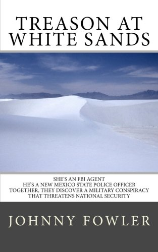 book cover of Treason At White Sands