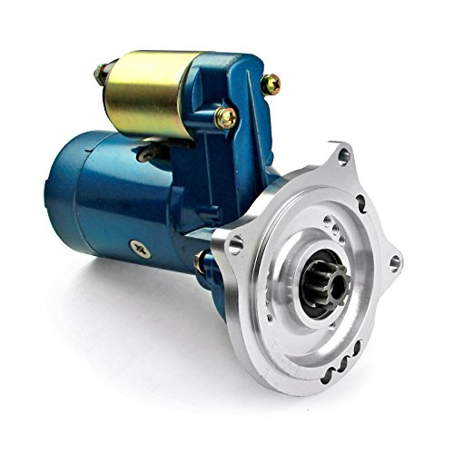 - Procomp Electronics PCE393.1025 Ford Fe 390 428 3 Bolt Automatic Mini Muscle 4Hp Starter Motor Blue