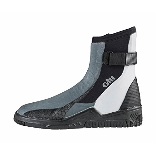 Gill Hiking Boots - Black/Silver 43/44