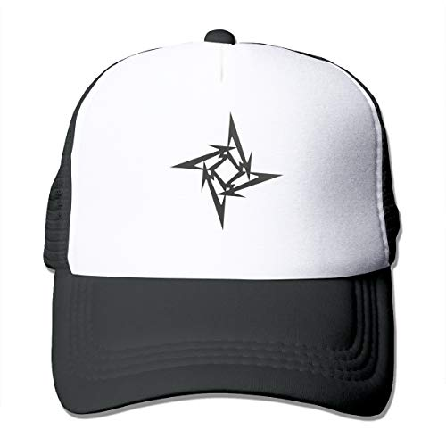 Jason Le Logo Load Metal Trucker Hats