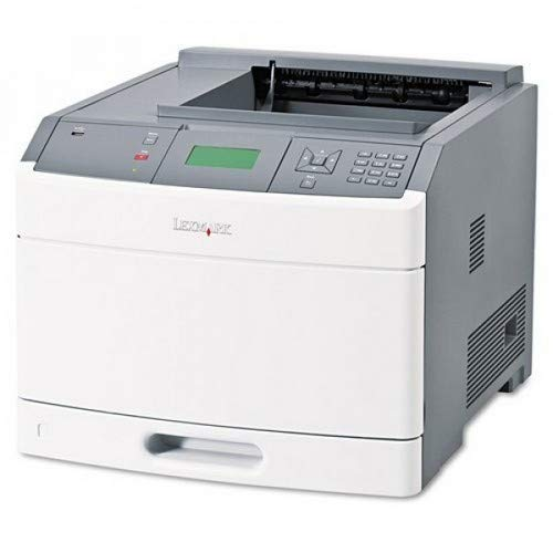 - New - T650N Monochrome Laser Printer - 30G0100 (Certified Refurbished)