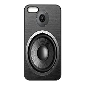 DIY Speakers phone case For iPhone 5, 5S QQ1W3114