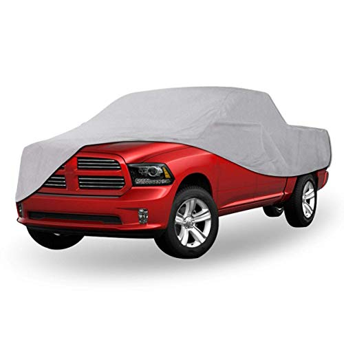 YITAMOTOR Pickup Truck Cover, Waterproof All Weather