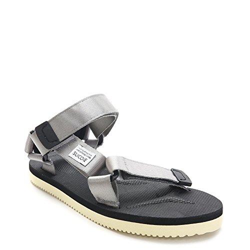 Suicoke Mens Sommer Depa Sandaler Og-022 Grå
