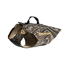 Browning Camo Neoprene Dog Vest | Realtree MAX-5 | Size XX-Large