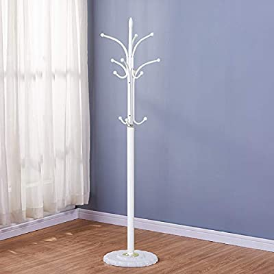 Amazon.com: KTOL - Perchero de metal con forma de árbol de ...
