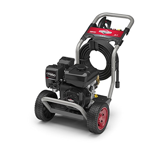 Briggs & Stratton 20655 Gas Pressure Washer 3200 PSI 2.7 GPM 208cc OHV with Easy Start Technology by Briggs & Stratton (Image #1)