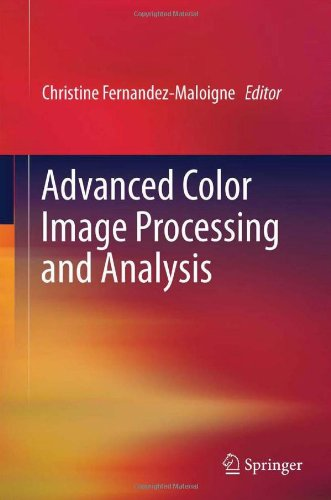Advanced Color Image Processing and Analysis by , Publisher : Springer