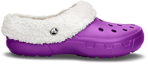 Purple Mens Clogs - 3
