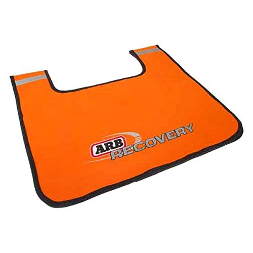 Read About ARB ARB220 Winch Recovery Damper Orange Line Dampener for Winch Use Precaution