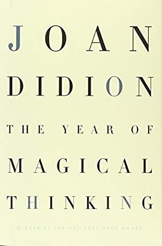 book cover of The Year of Magical Thinking