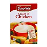 campbells chicken e - Campbell's, Instant Soup, Cream of Chicken, net weight 66 g (Pack of 2 pieces) / Beststore by KK8