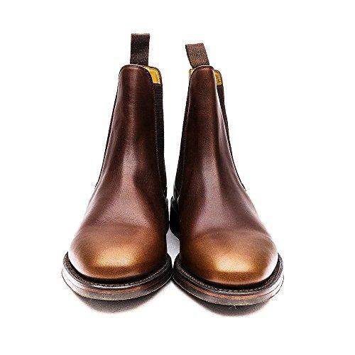 Boots Chelsea Blenheim Brown Waxy Mens Loake qzwBw