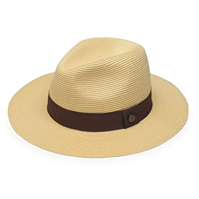 Wallaroo Women's Frankie Fedora Sun Hat - Stylish UPF50+ Summer Hat