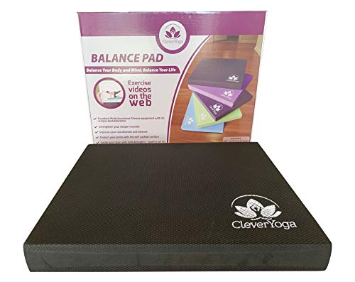 Clever Yoga Balance Pads
