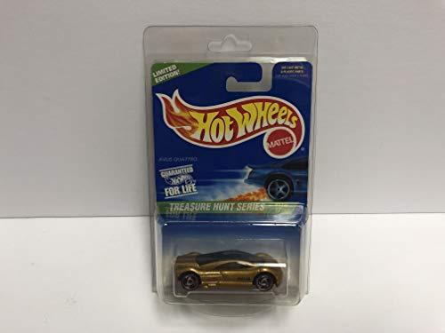 AVUS QUATTRO Hot Wheels 1997 Mattel TREASURE