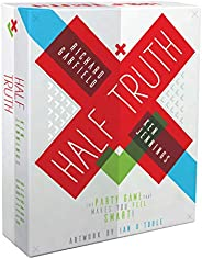 Studio71 Card Game Half Truth Trivia (STUDHLFT01)