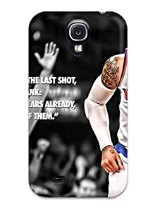 morgan oathout's Shop 2857453K56107559 High Quality Shock Absorbing Case For Galaxy S4-carmelo Anthony